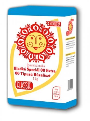Múka hladká Špeciál 00 Extra - 1 kg