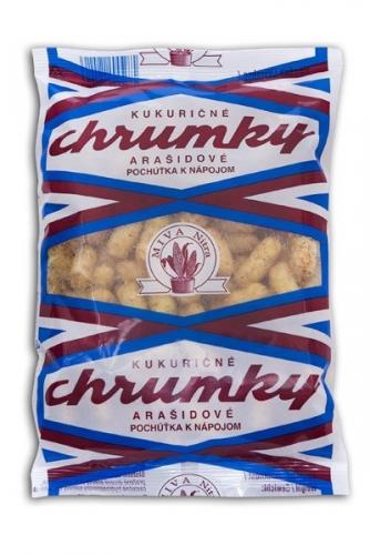 Chrumky kukuričné arašidové - 10 kusov