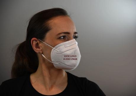 Ochranný respirátor FFP2 s vlastným logom