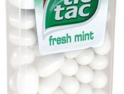TIC-TAC cukríky mentol