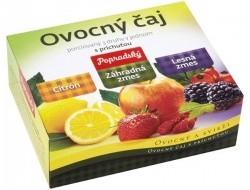 POPRADSKÝ čaj ovocný - 3 druhy v jednom