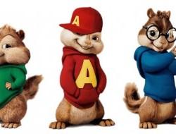 Alvin a chipmankovia