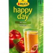 Rauch Happy Day 100% - 2 litre