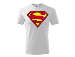 Tričko SUPERMAN unisex