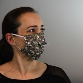 Dizajnové ochranné rúško - 1 kus