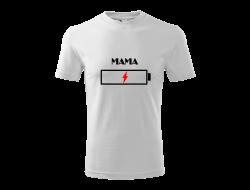 Tričko MAMA unisex