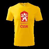 Tričko ČSSR unisex