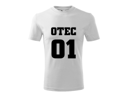 Tričko OTEC 01 unisex