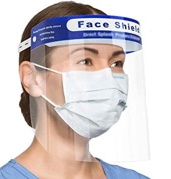 Ochranný štít na tvár - FACE SHIELD
